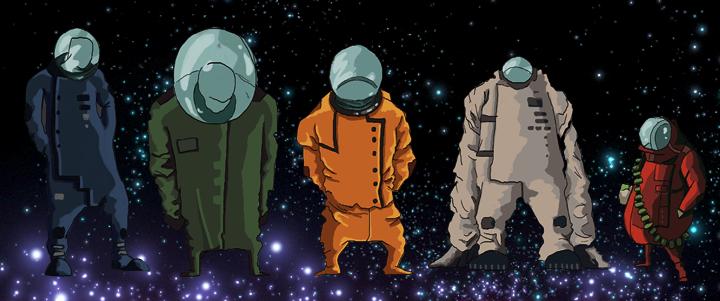 spacemen